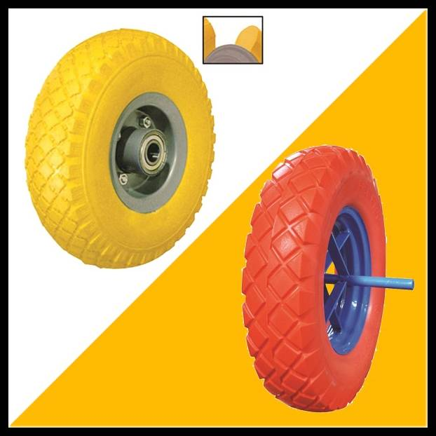 PU FOAM WHEELS